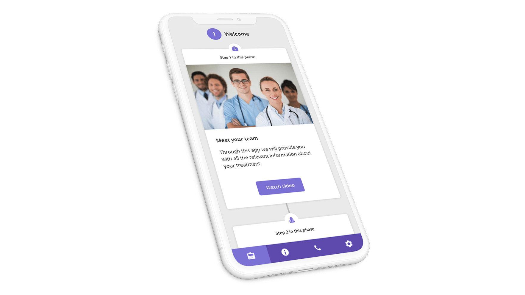 Patient Journey App